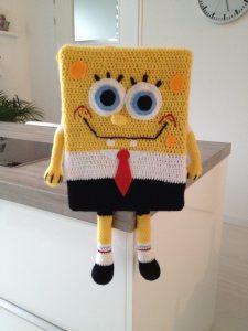 Spongebob haken