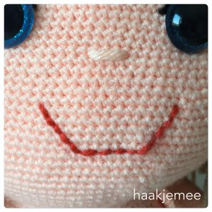 big doll crochet pattern