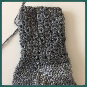 eenvoudige sokken haken boord 3