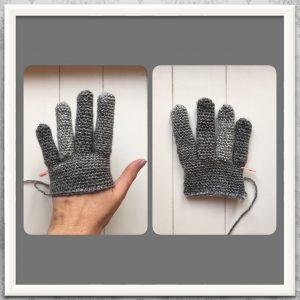 haakpatroon handschoenen