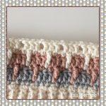 crochet pattern messy bun beanie round 7