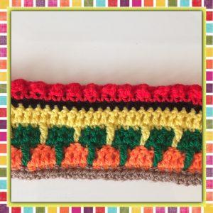 mexicaanse poncho haken toer 11