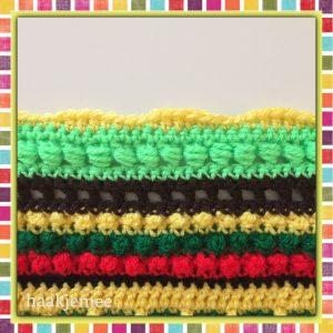 mexicaanse poncho haken deel 2 toer 22