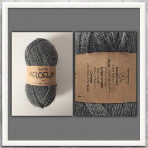 Flora beanie crochet pattern yarn