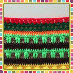 Mexicaanse Poncho Cal Deel 4 Haak Je Mee
