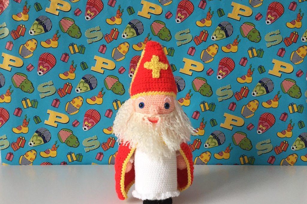 Sinterklaas haakpatroon