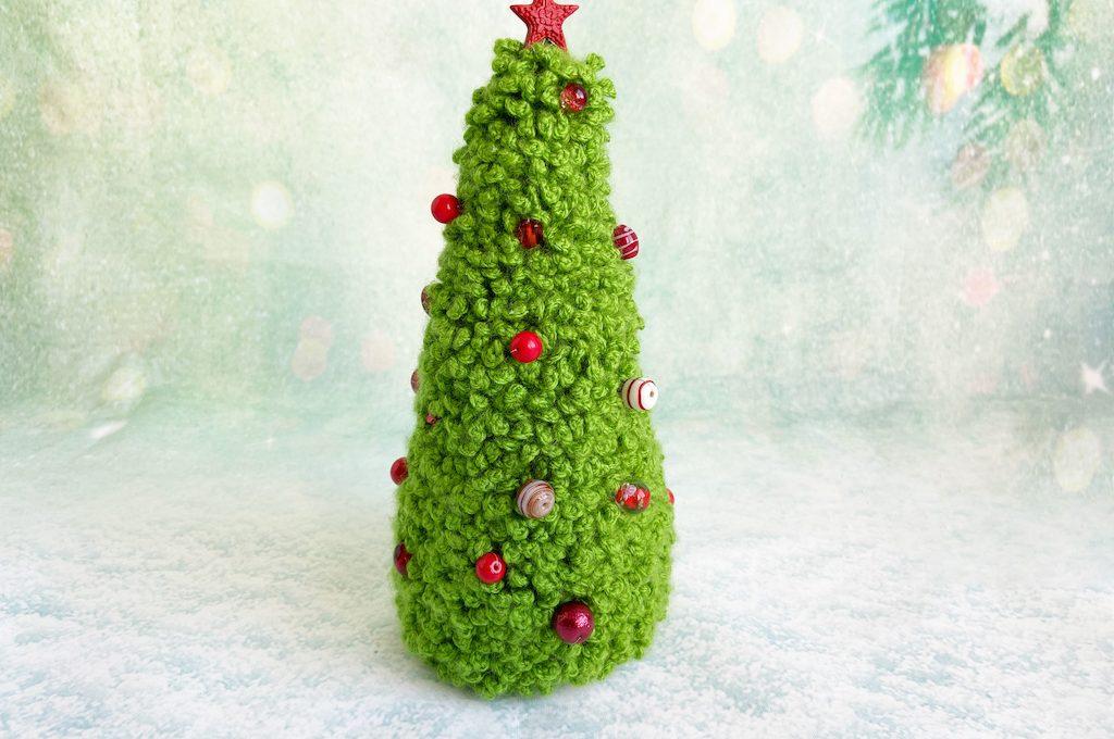 kerstboom haakpatroon